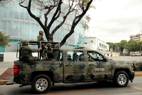 Ejército reforzará operativos en junta de Tlalancaleca: SSP