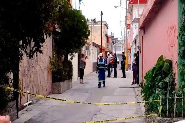 Fuga de gas moviliza a cuerpo de Protección Civil en Valle Dorado