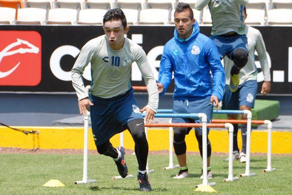 Puebla confía en marchar con paso firme en el Apertura 2016