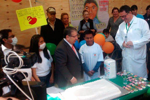 Donar un órgano es darle vida a otra persona: Doger Guerrero