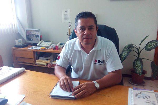 En ambiente de tranquilidad, jornada electoral en Tepeaca: INE