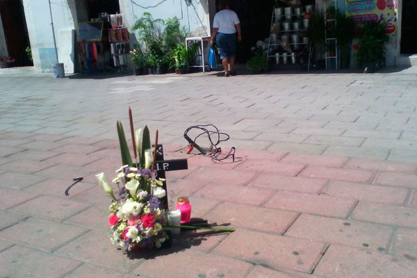 Continúan investigaciones por muerte de turista en Izúcar