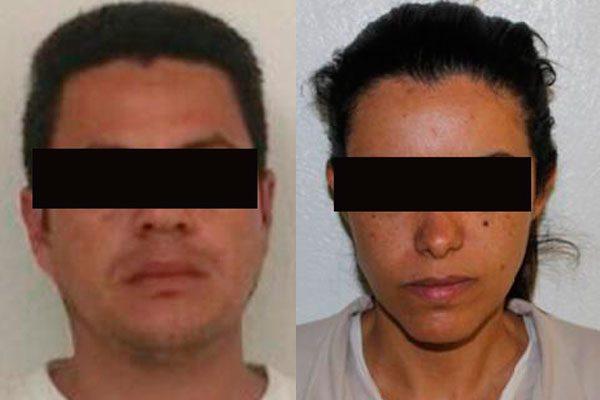 Liberan orden de aprehensión contra mujer que encajueló a su esposo