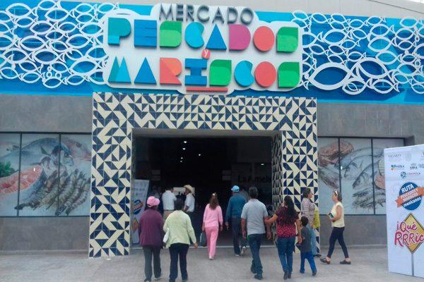 Inauguran ruta de pescados y mariscos 2016 en Puebla