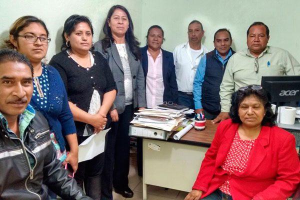 Exigen regidores renuncia del edil de Chiautzingo
