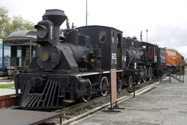 Inicia programa 'Estación Verano' en Museo Nacional de los Ferrocarriles