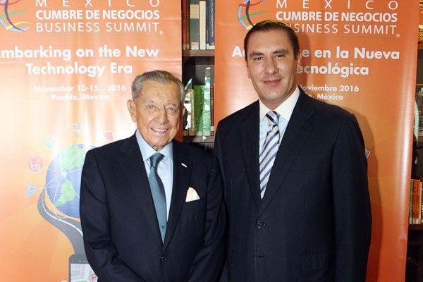 Puebla será sede de la Décimo Cuarta Cumbre de Negocios