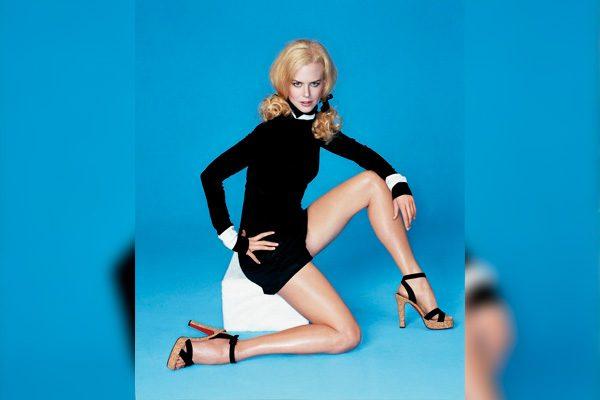 Nicole Kidman cumple 49 años y los celebra con actuación en dos series