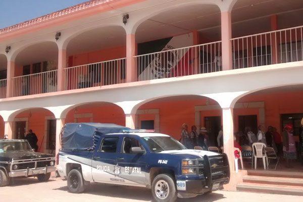 Se reactiva actividad en alcaldía de Ocoyucan