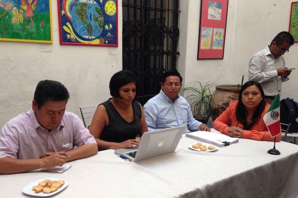 Impugna Roxana Luna el resultado de la elección a gobernador