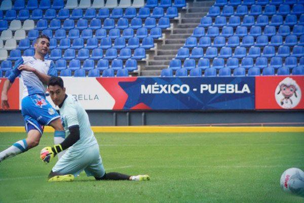 Puebla mantiene paso perfecto en pretemporada