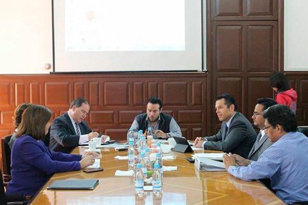 Regidores piden mediación para resolver límites con Tlaxcala
