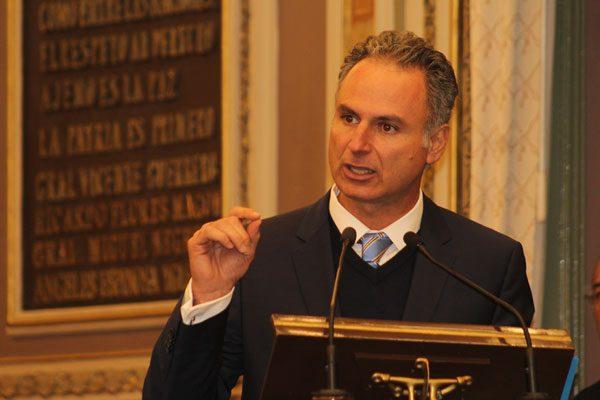 Minimiza Regordosa aspiraciones presidenciales de Zavala y Anaya