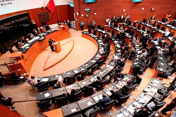 Senadores del PRI piden auditar ciclopista de Hermanos Serdán