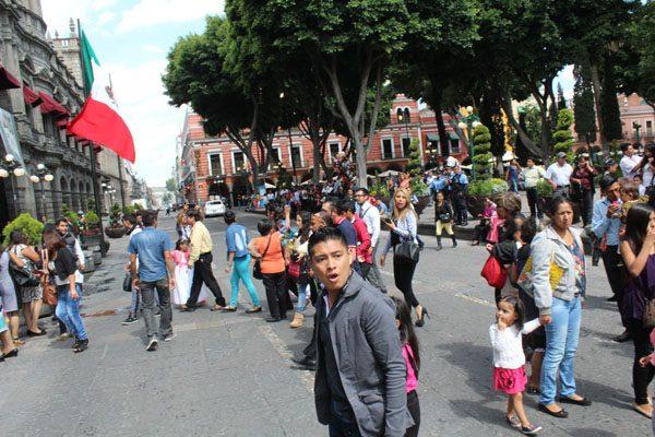 Se registra sismo de 5.4 grados Richter en Puebla