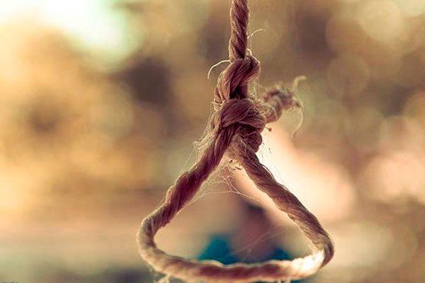 Jovencita y adulto se suicidan