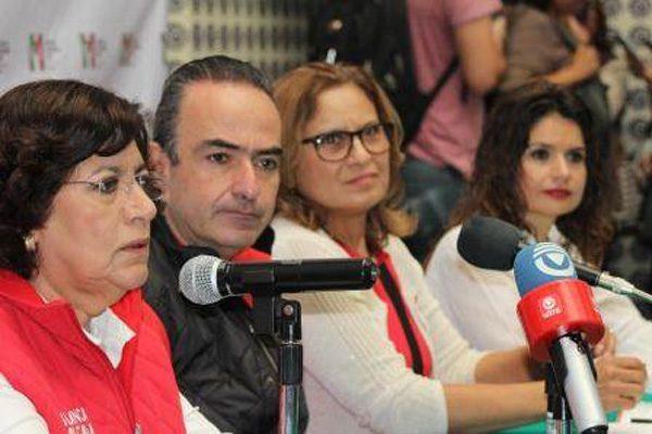 Renuncia de Beltrones no condiciona salida de Estefan: Silvia Tanús