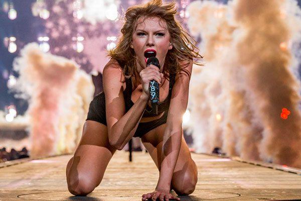 Taylor Swift está furiosa con Kanye West
