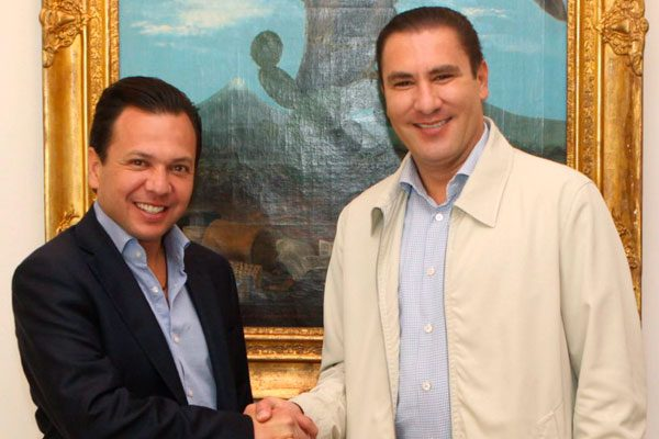 Comparte RMV con edil de Zapopan acciones realizadas en Puebla