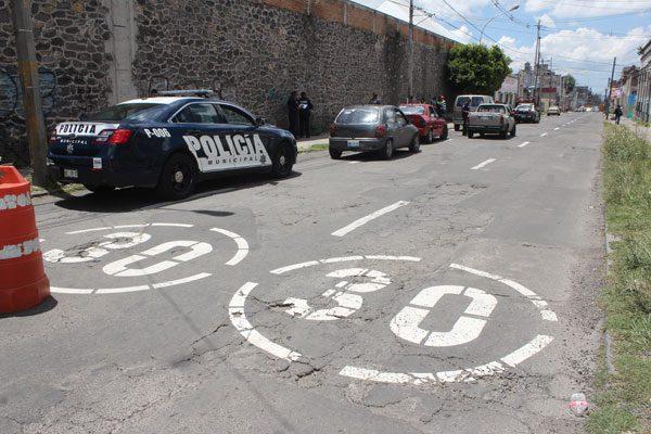 Reforzarán operativos para respetar límite de velocidad en el Centro de Puebla