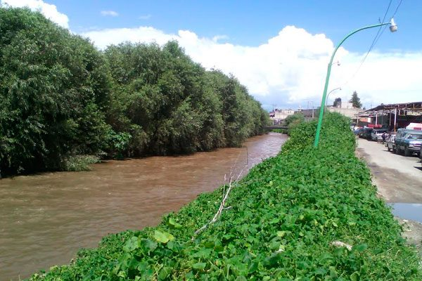 Comuna trabaja para sentar bases de saneamiento del Atoyac, reviran regidores