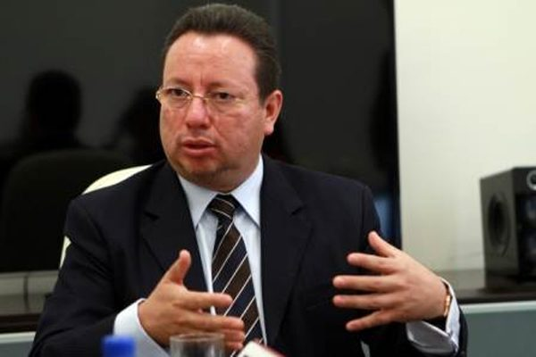 Sale Eukid Castañón de la vicecoordinación del PAN en San Lázaro