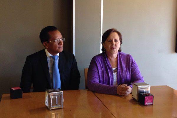Citan a abogado de Aranda para aclarar presunta falsificación de firmas