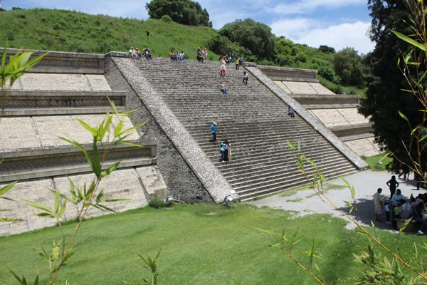 Reclama San Andrés Cholula como suya la Gran Pirámide