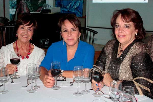 Noche de vinos de Bordeaux