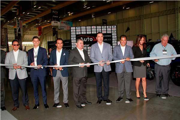 Realizan segunda edición de la Auto Expo Puebla 2016