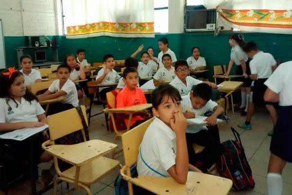 Bajas temperaturas ocasionan ausentismo del 5% en escuelas
