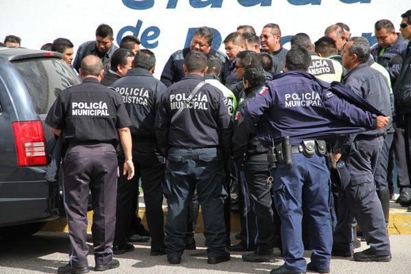Cesados más de medio centenar de policías por reprobar pruebas