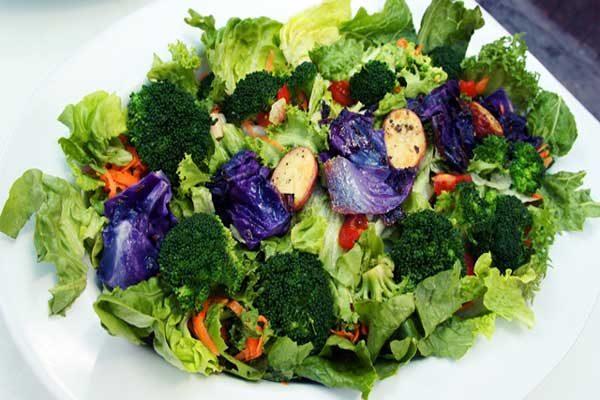 Creencias acerca de las ensaladas