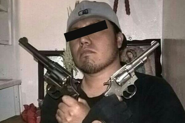 """Cae """"El Coletas"""", presunto multihomicida y narco del Mercado Unión"""