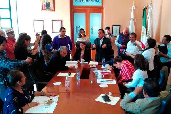 Sólo rendiré cuentas a la Federación, responde alcaldesa de Tehuacán
