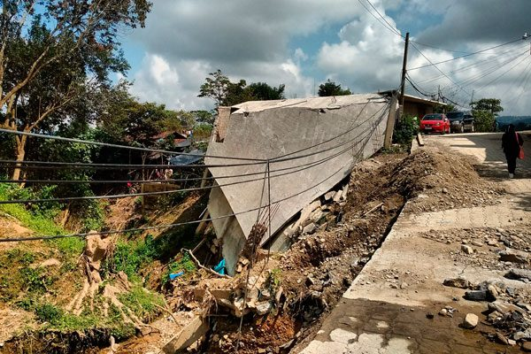 Urgen a Infrestructura rehabilite accesos a Xaltepec