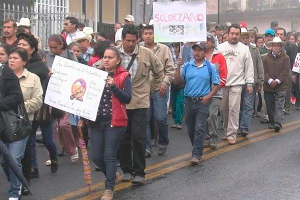 Celebran pueblos indígenas suspensión de hidroeléctrica