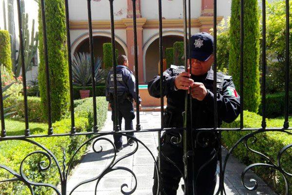 Desmantelan Museo de Mineralogía en Tehuacán