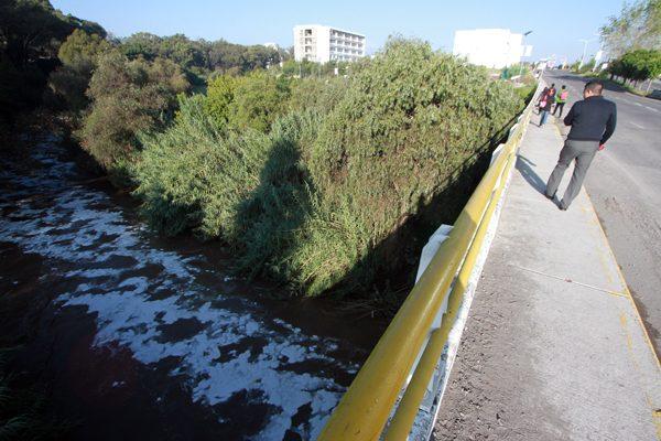 Invierten sin resultados en sanear el río Atoyac
