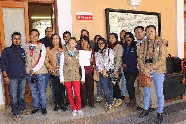 Piden a presidenta de Tehuacán no coartar libertad de expresión