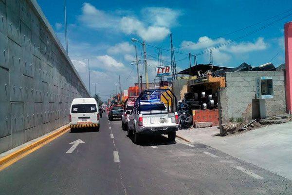 Se roban cuatro vehículos en una semana en Tecamachalco