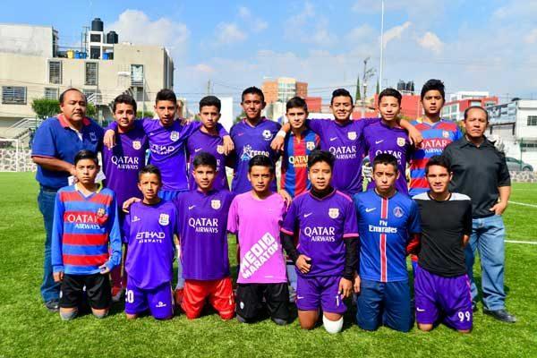 Yalta se mantiene como líder en la Sub-15 del Torneo de los Barrios