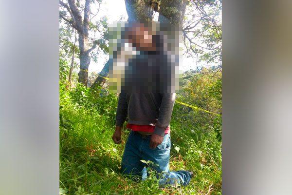 Encuentran sin vida a presunto feminicida de Vanessa en Teziutlán