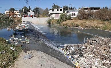Agua del Atoyac provoca enfermedades crónicas, revela estudio UNAM