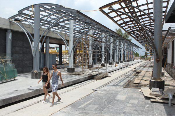 Tren Turístico y Museo de Cholula listos el 20 de noviembre: RMV