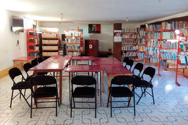 Carecen bibliotecas públicas de bibliografía especializada