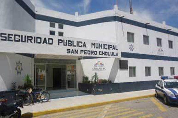 Contratará San Pedro Cholula a empresa privada para capacitar a policías