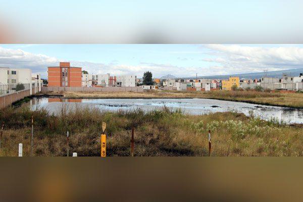 Olvida Pemex derrame de combustible en Cuautlancingo