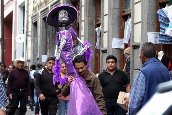 Puebla lista para recibir a turistas ante celebración de Día de Muertos