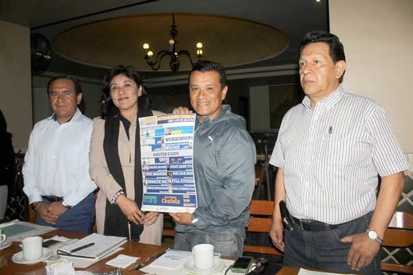 San Pedro Cholula será sede del Congreso Nacional de AMEDAF